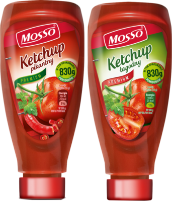 Ketchup Mosso
